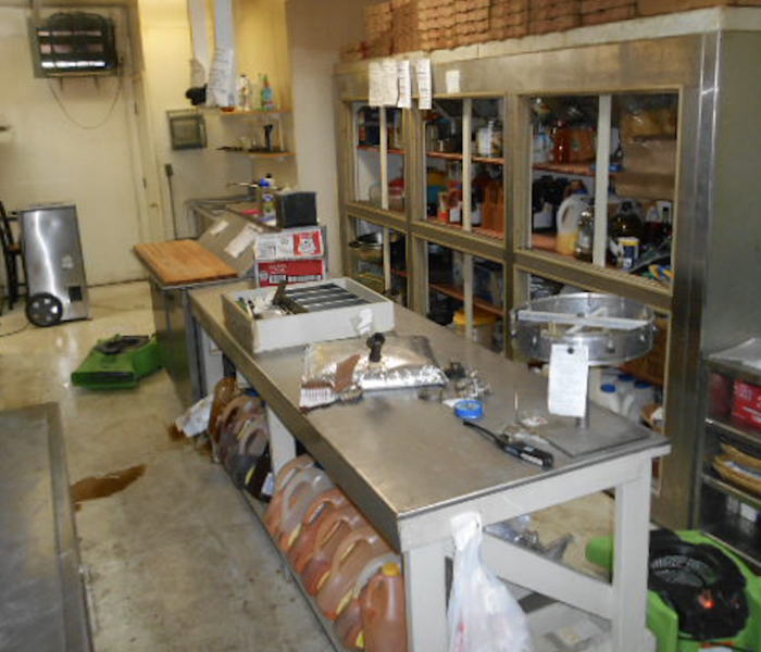 Commercial Kitchen Loss