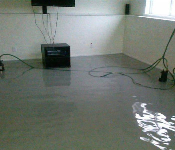 Water Damage Extra Rain