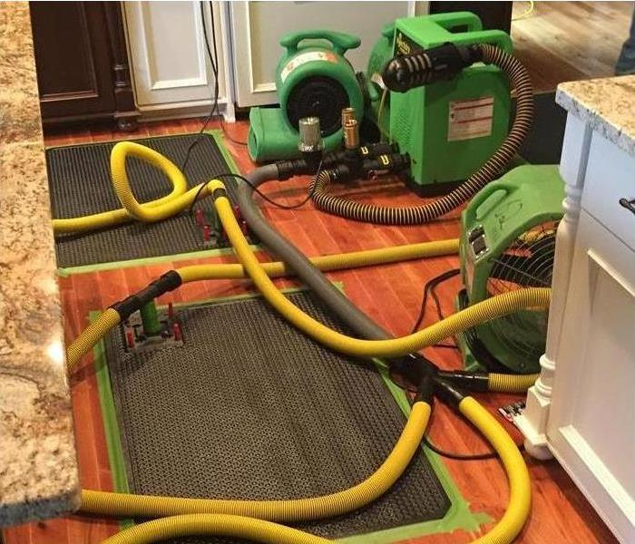 Water Damage We can save your floors!
