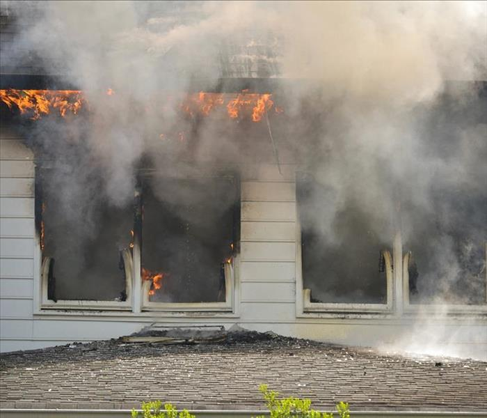 Why SERVPRO SERVPRO Can Restore Your Fort Drum Home After A Fire