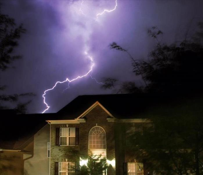 Fire Damage How To Protect Your Home From Lightning